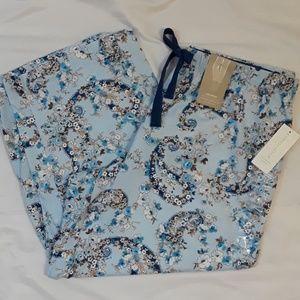 Charter Club Flannel Pajama Pants